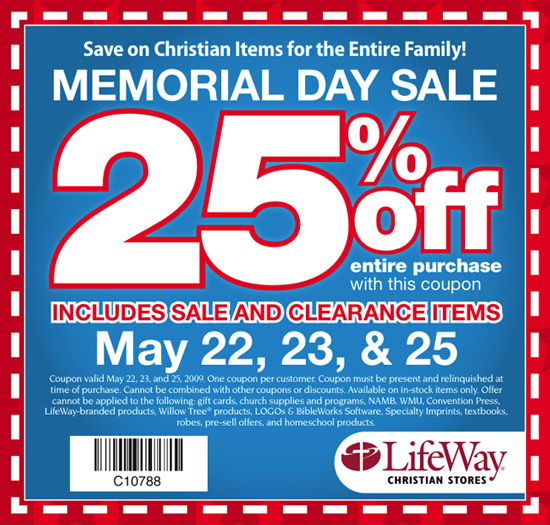 image relating to Lifeway Coupon Printable referred to as bioplastrowa