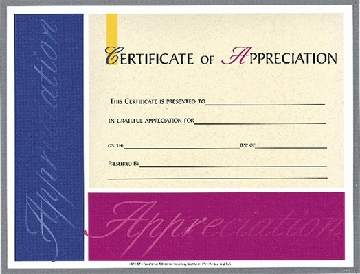 certificate of appreciation template publisher choice image certificate of appreciation publisher template gallery certificate certificate of